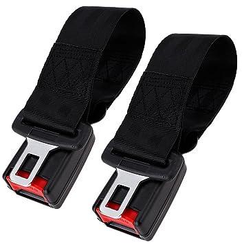 Amazon.com: Meharbour 2 PCS Universal Car Seat Belt Extension, 14 ...