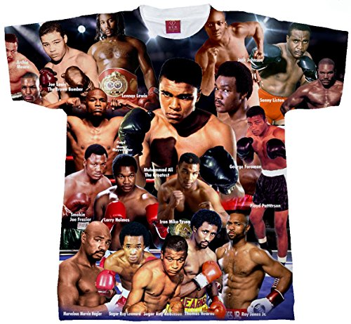 (Sport Legends (XXXLarge, Boxing Legends))