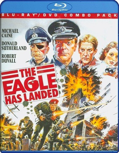 - The Eagle Has Landed (Collector's Edition) [Bluray/DVD] [Blu-ray]