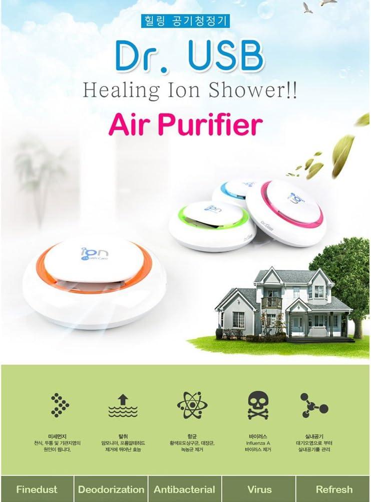 IMHEAHTHCARE Plasma Ion Efecto purificador de Aire ionizador ...