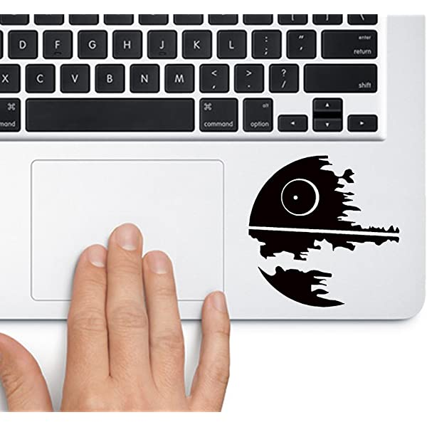 Amazon Com Star Wars Darth Vader Holding Apple Macbook Decal Vinyl Sticker Apple Mac Air Pro Retina Laptop Sticker Model Electronic Store Computers Accessories