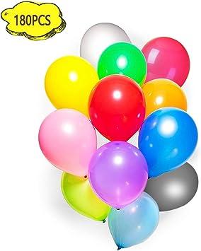 """5 x Âge 3 Hélium Qualité 12/"""" Latex Ballons Mix 3rd Fête D/'Anniversaire Décoration"""
