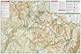 Mammoth Lakes, Mono Divide [Inyo and Sierra National Forests] (National Geographic Trails Illustrated Map)