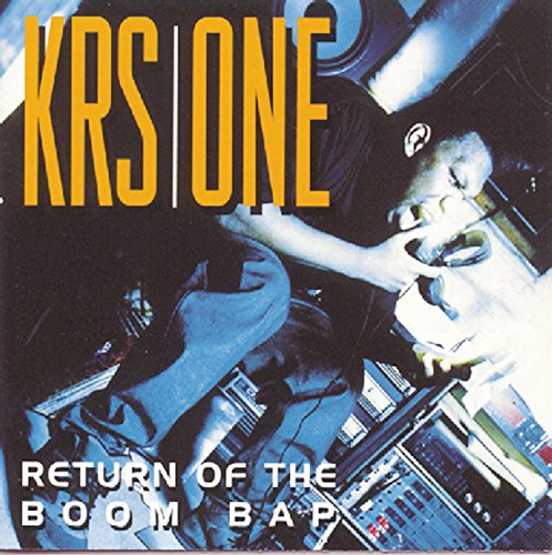 Return of the Boom Bap [Explicit] (Return Of Bap The Boom)