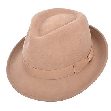 9f57a33d3171 Maz Accessories - Sombrero de Vestir - para Hombre: Amazon.es: Ropa ...