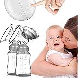 Elektrische Milchpumpe -Delicacy Dual Brustpumpe Stillen Automatische Massage nach der prolaktinspiegel