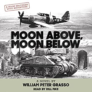 Moon Above, Moon Below Audiobook
