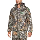 Under Armour Men's Brow Tine Jacket, Realtree Edge Frame Frame, X-Large