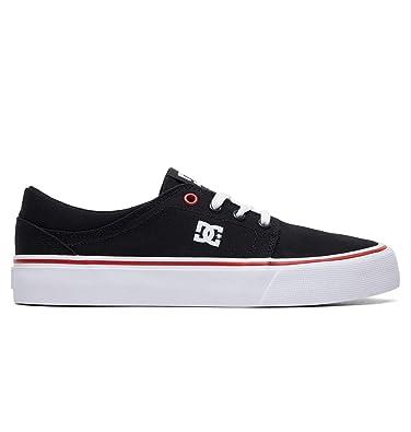 d1792409aa DC TRASE TX J BKW Damen Sneakers: DC Shoes: Amazon.de: Schuhe ...