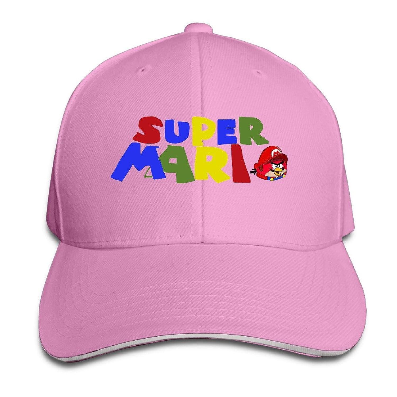 MYDT1 Unisex Super Birds Mirio Outdoor Sandwich Peaked Caps Hats