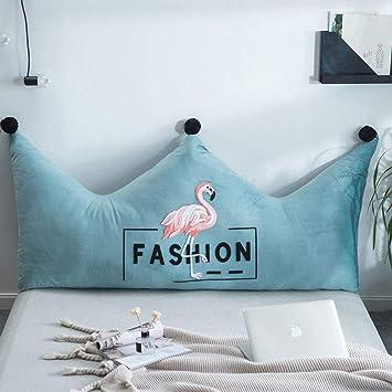 Amazon.com: JYY - Cojín de cabecera para dormitorio de niña ...