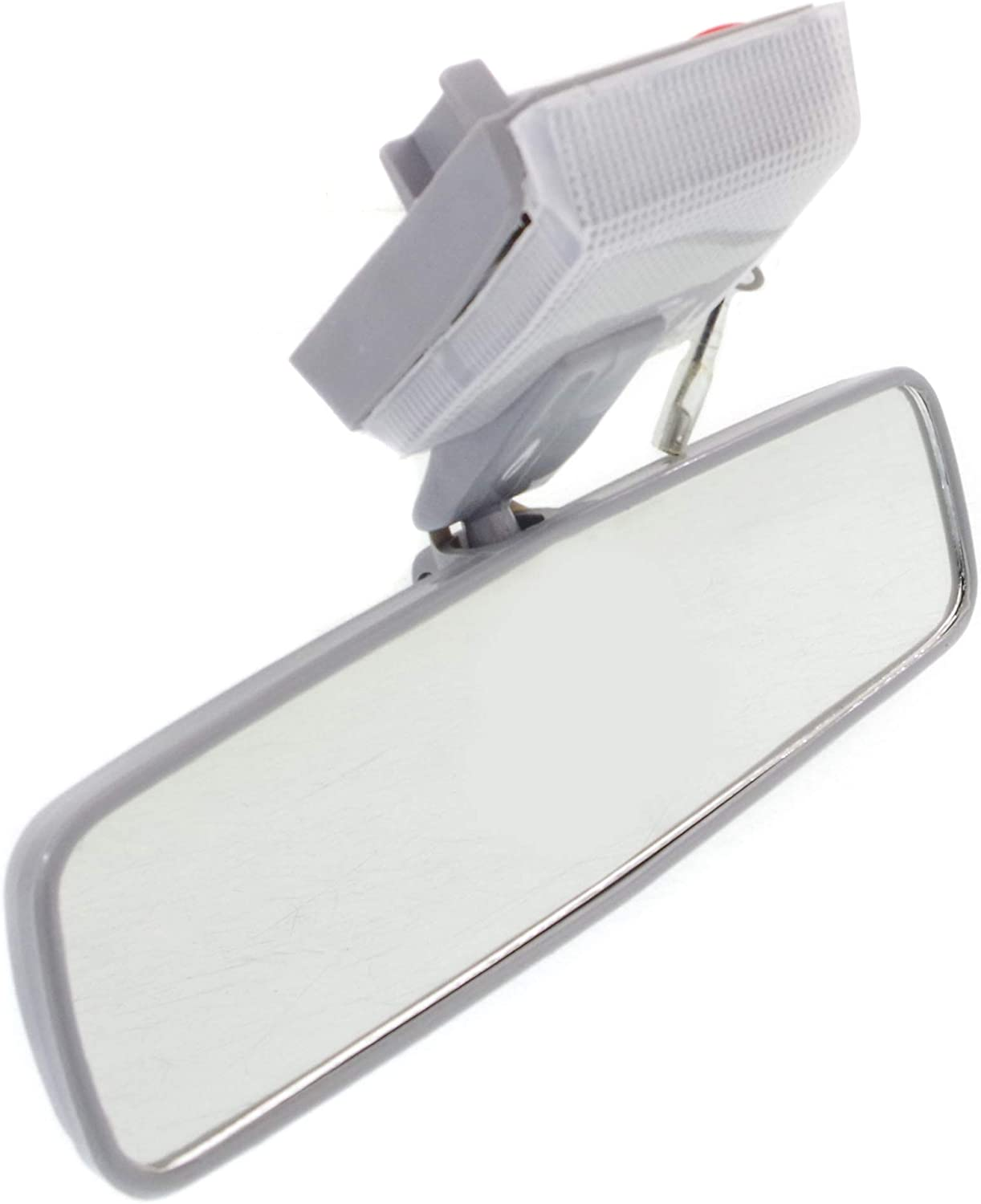 Kool Vue Rear View Mirror Compatible with Toyota Pickup 84-88 Interior