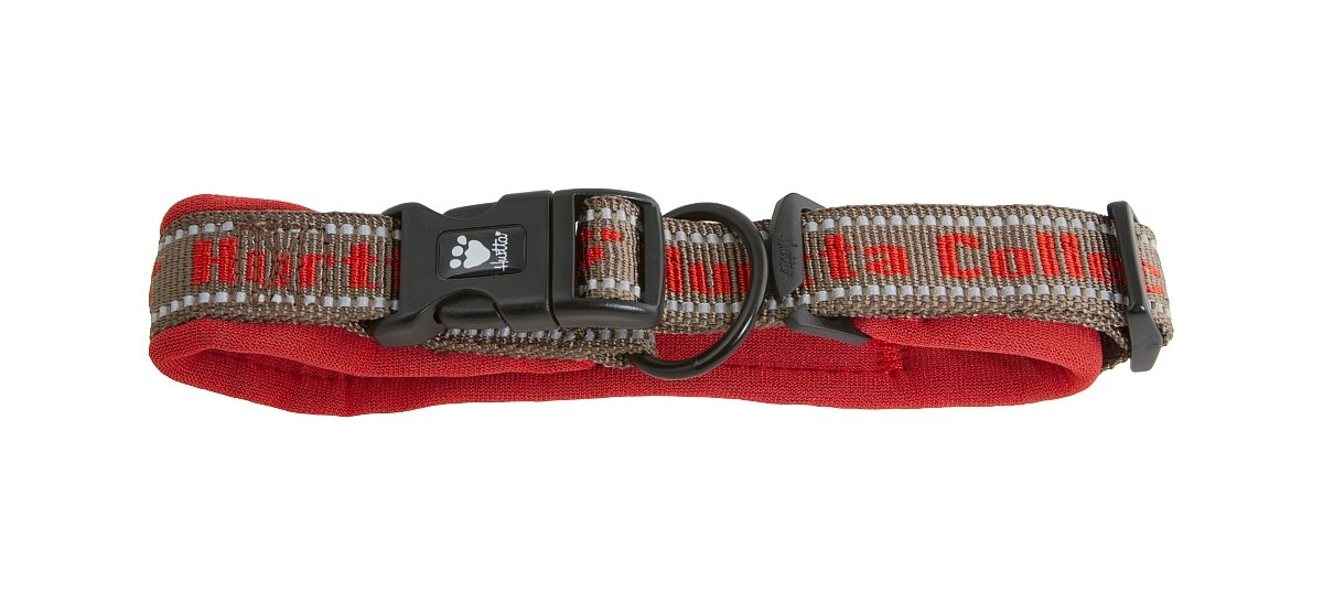 Red 50-60cm   20-24inch Red 50-60cm   20-24inch Hurtta Padded Collar