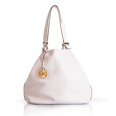 489814d1d7dc20 Michael Kors Colgate Large Grab Bag - Vanilla: Handbags: Amazon.com