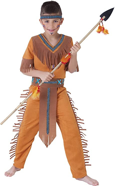 560d1e9b2 Rubies - Disfraz de indio Sioux