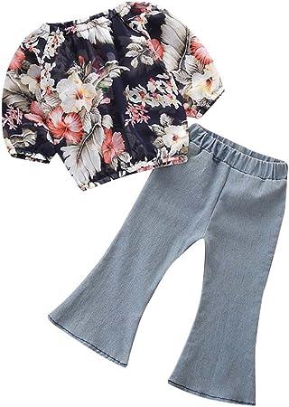 Camisetas y pantalones para niñas de 12 meses pantalones cortos ...
