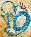 #2: Mini-Pony 4 Knotted Rope Halter & 8' Lead Set