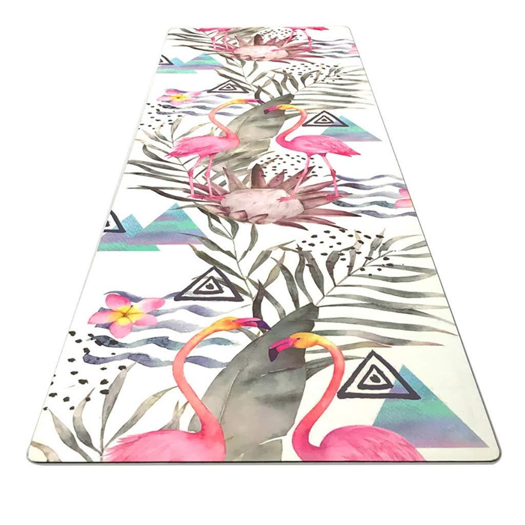 Amazon.com: Yoga Mat High-Grade Printing Super Long High ...