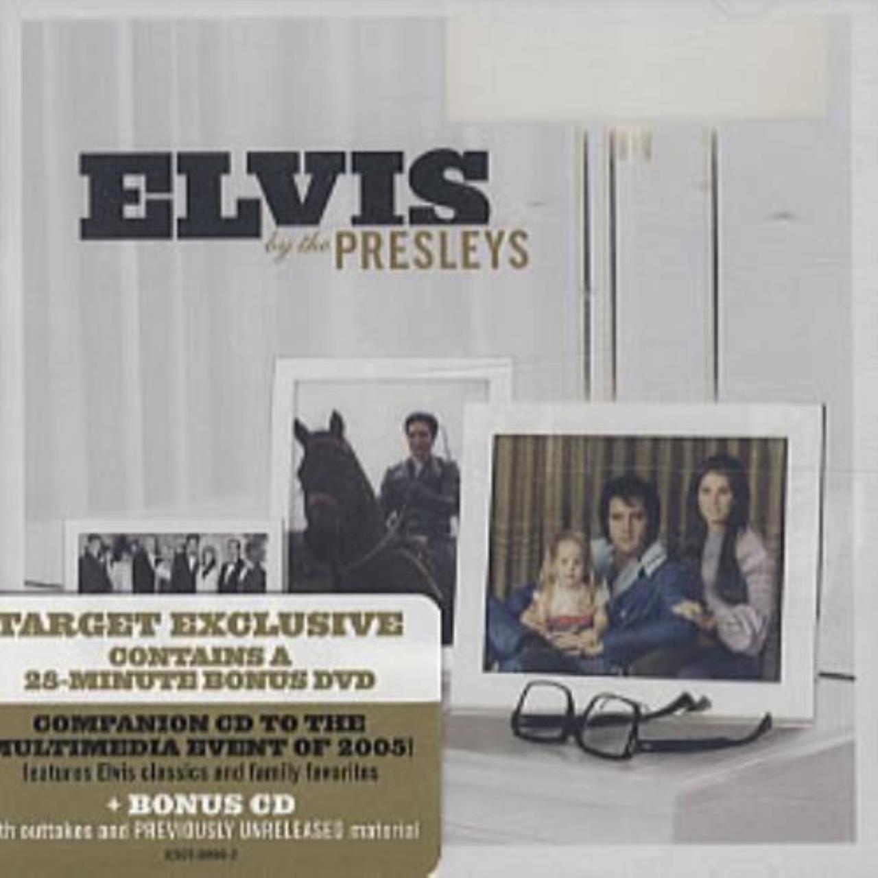 Elvis Presley Elvis By The Presleys [w Bonus DVD] Amazon Music