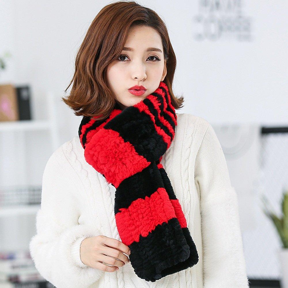 HAIZHEN Elegante de moda Bufanda mujer otoño e invierno larga sección gruesa bufanda moda cálida Sua...