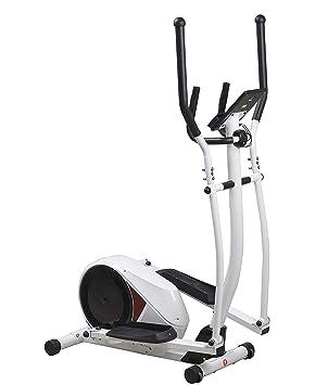 SportPlus Bicicleta Elíptica con Ordenador de Entrenamiento, SP-ET-9500-E