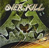 Overkill - The Grinding Wheel +1 (CD+DVD+T-SHIRT(SIZE: L)) [Japan LTD CD] GQCS-90280