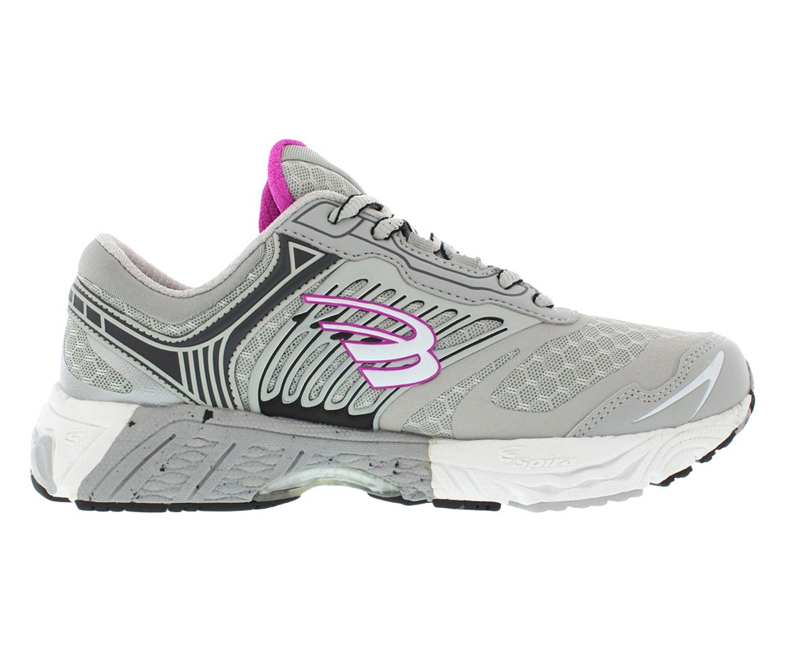 Spira Scorpius II Women's Running Shoes B06XTFJZCR 11 C/D US|Gray