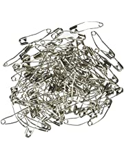 Bohin 50371 100 Count Curved Safety Pin, 1