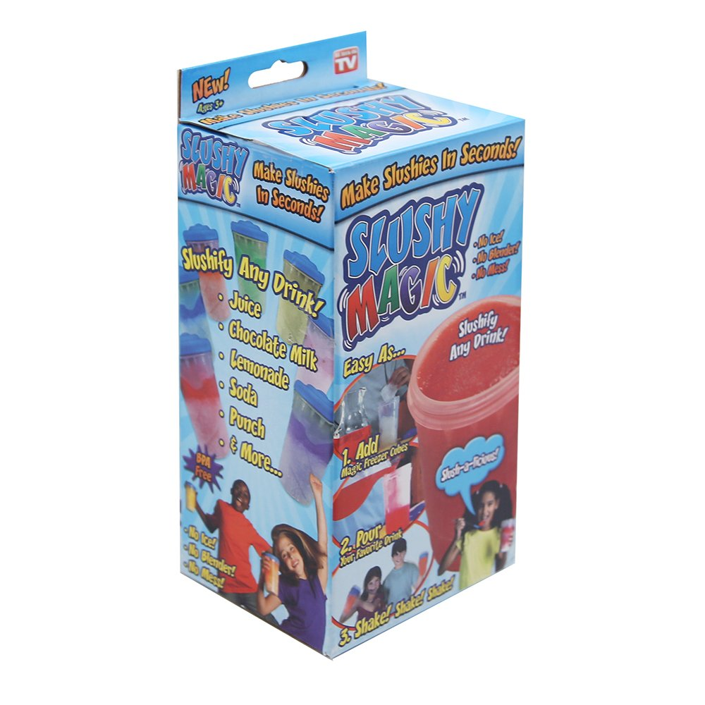 Ontel Products Corp Slushy Magic Slush Maker Boxed