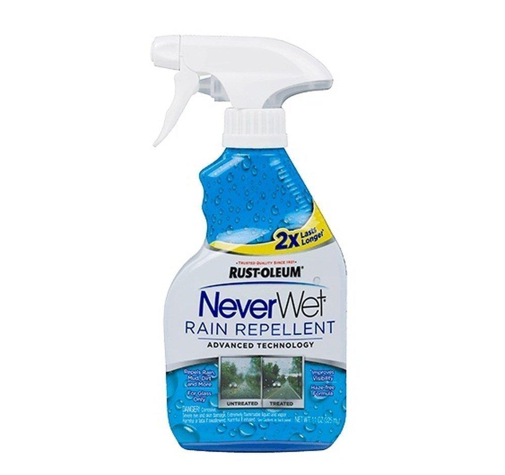 Rust-Oleum 287337 NeverWet Rain Repellent Spray, 11 Oz, 6 Pack