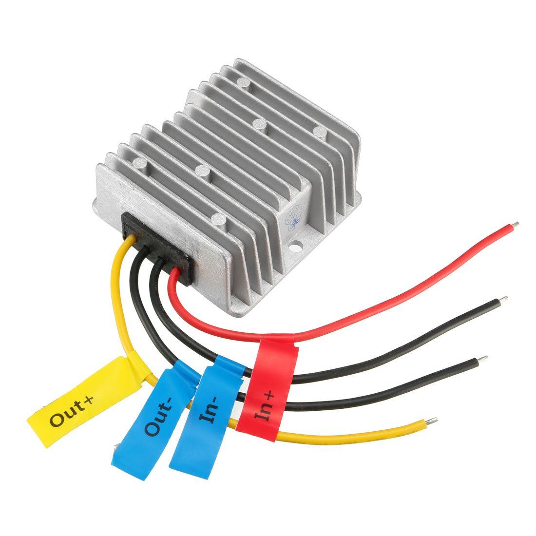 sourcingmap/® DC 24V Abaisser to 19V 5A 95W Imperm/éable Puissance Convertisseur R/égulateur F NOTEBOOK