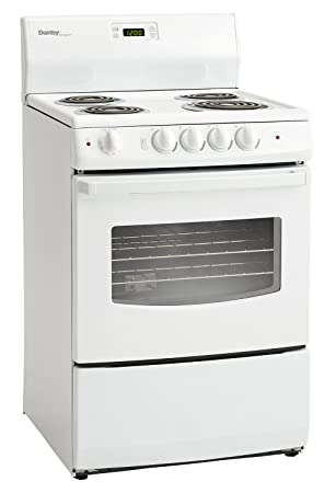 Danby DER241WC Designer 3 cu.ft. Apartment Size Electric Range ...