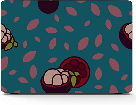 Laptop Protector Cartoon Retro Tv Pattern Plastic Hard Shell Compatible Mac Air 11 Pro 13 15 Cover for Laptop Protection for MacBook 2016-2019 Version