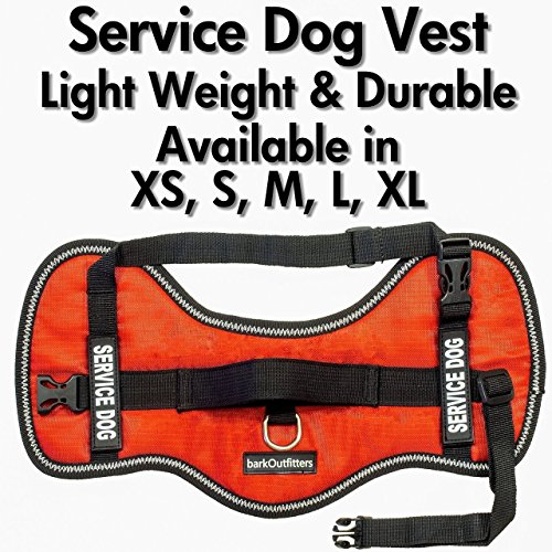 barkOutfitters Dog Vest Harness 16 - 22 Inches