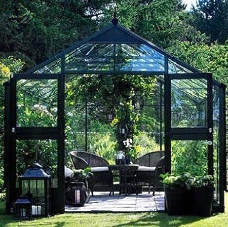 Invernadero de cristal Horticole Premium 10, 9 m²: Amazon.es: Jardín