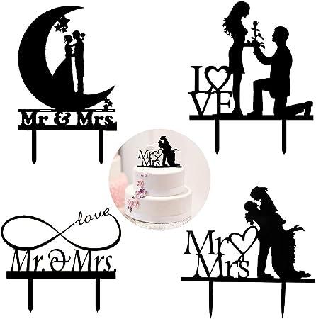 Amycute Wedding Silhouette