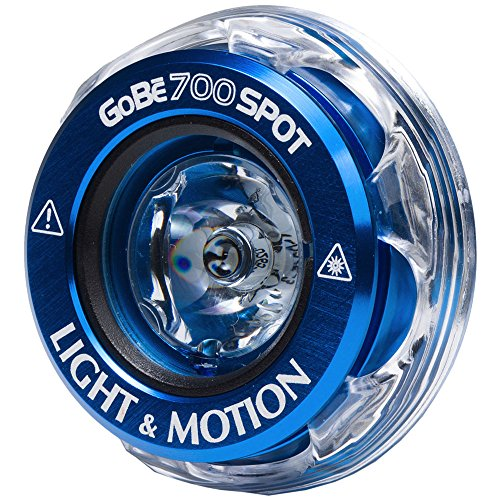 Light & Motion GoBe 700 Spot Head Light Accessory - Seven Spot
