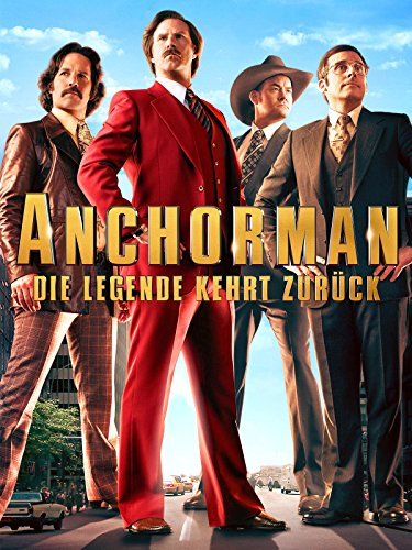 Anchorman - Die Legende von Ron Burgundy Film
