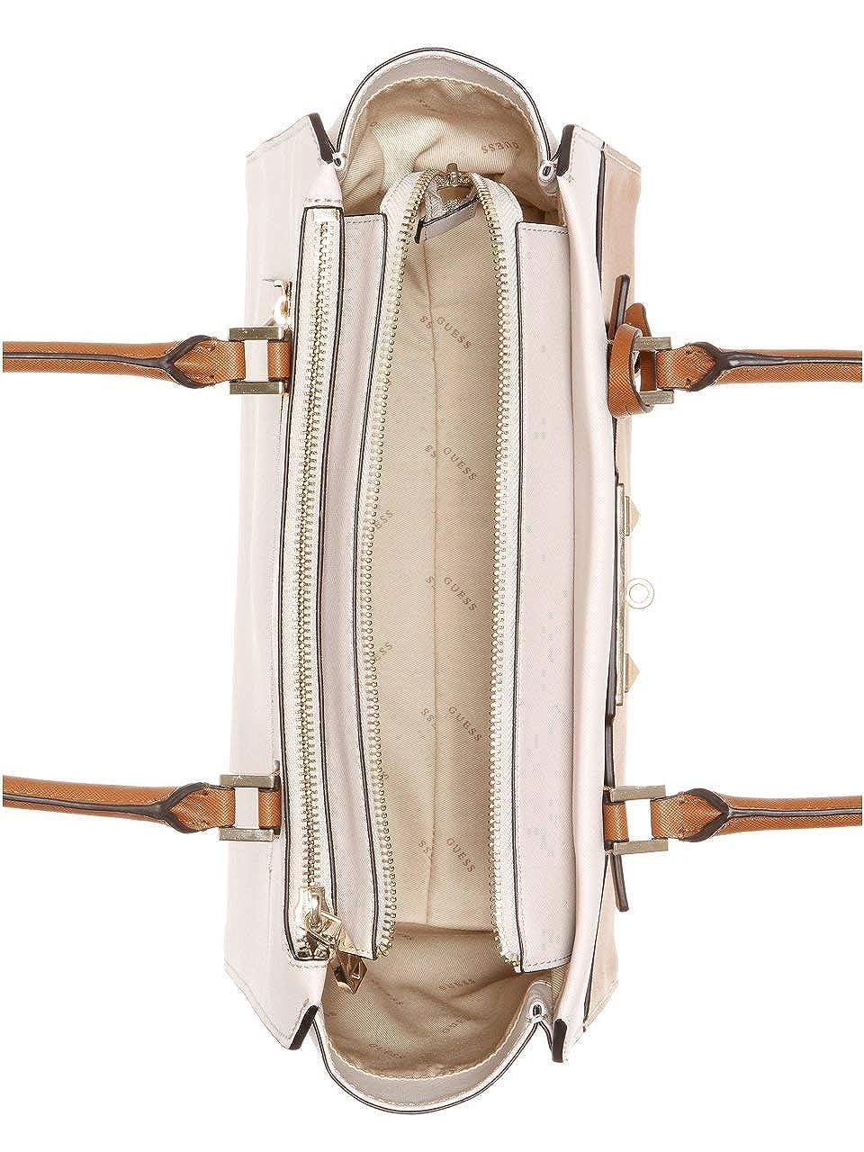 Amazon.com: GUESS Cherie Status Carryall, Multi, talla única ...