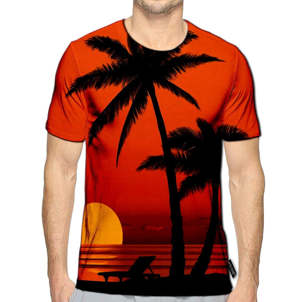 3D Printed T-Shirts Love Vintage Short Sleeve Tops Tees