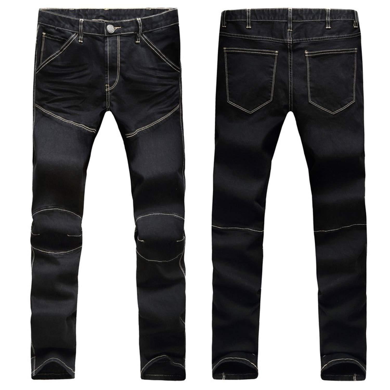 Amazon.com: Pantalones vaqueros para hombre con diseño 3D de ...