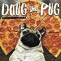Doug the Pug 2018 Wall Calendar (Dog Breed Calendar)