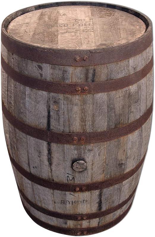 Temesso Barril de Madera Usado, auténtico Barril de Whisky para ...