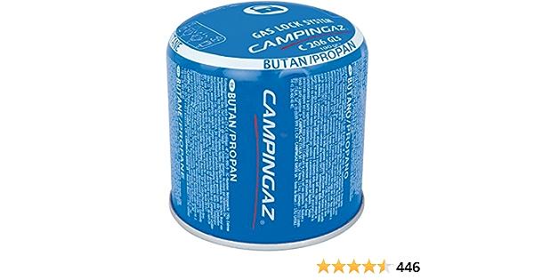 Campingaz 3000002295 Cartucho Soudo C206 GLS, única