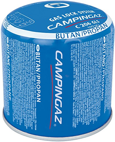 Campingaz 206 GLS Piercable Gas Cartridge, for Camping Stoves