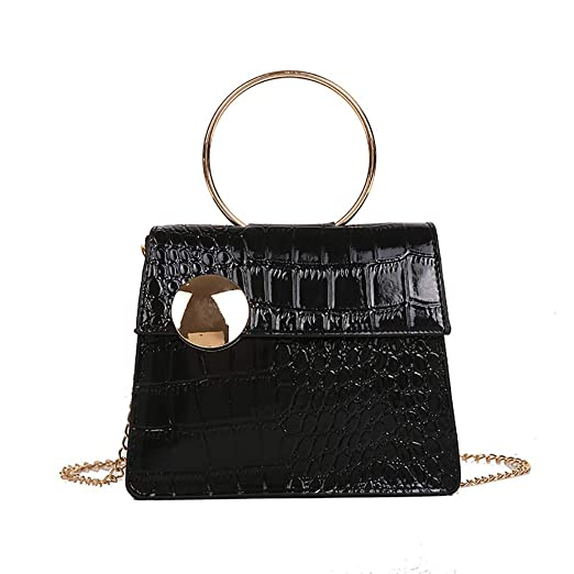 855c862d8e40 Amazon.com: Rakkiss Womens Crossbody Bag Stone Pattern Messenger Bag ...