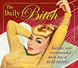 img - for 2019 The Daily Bitch Boxed Daily Calendar: by Sellers Publishing, 6