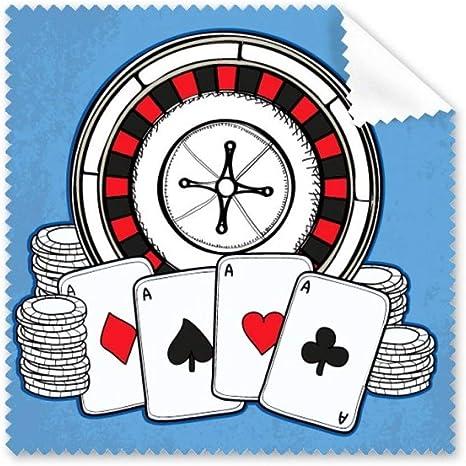 Póker Chips - Juego de 5 limpiadores de pantalla para tocadiscos ...