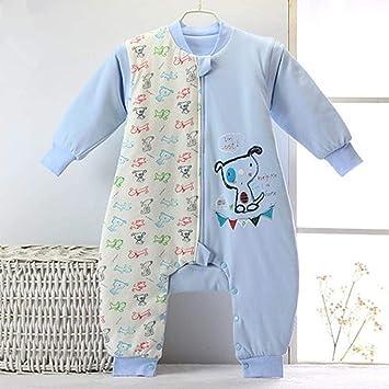 North King - Saco de dormir para bebé, algodón, cálido, antipolillas, para