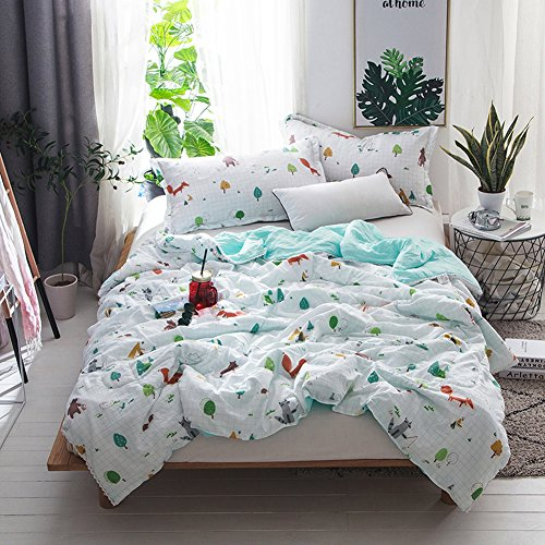 Leadtimes Boys Girls Summer Air Conditioning Quilt Bed Quilt